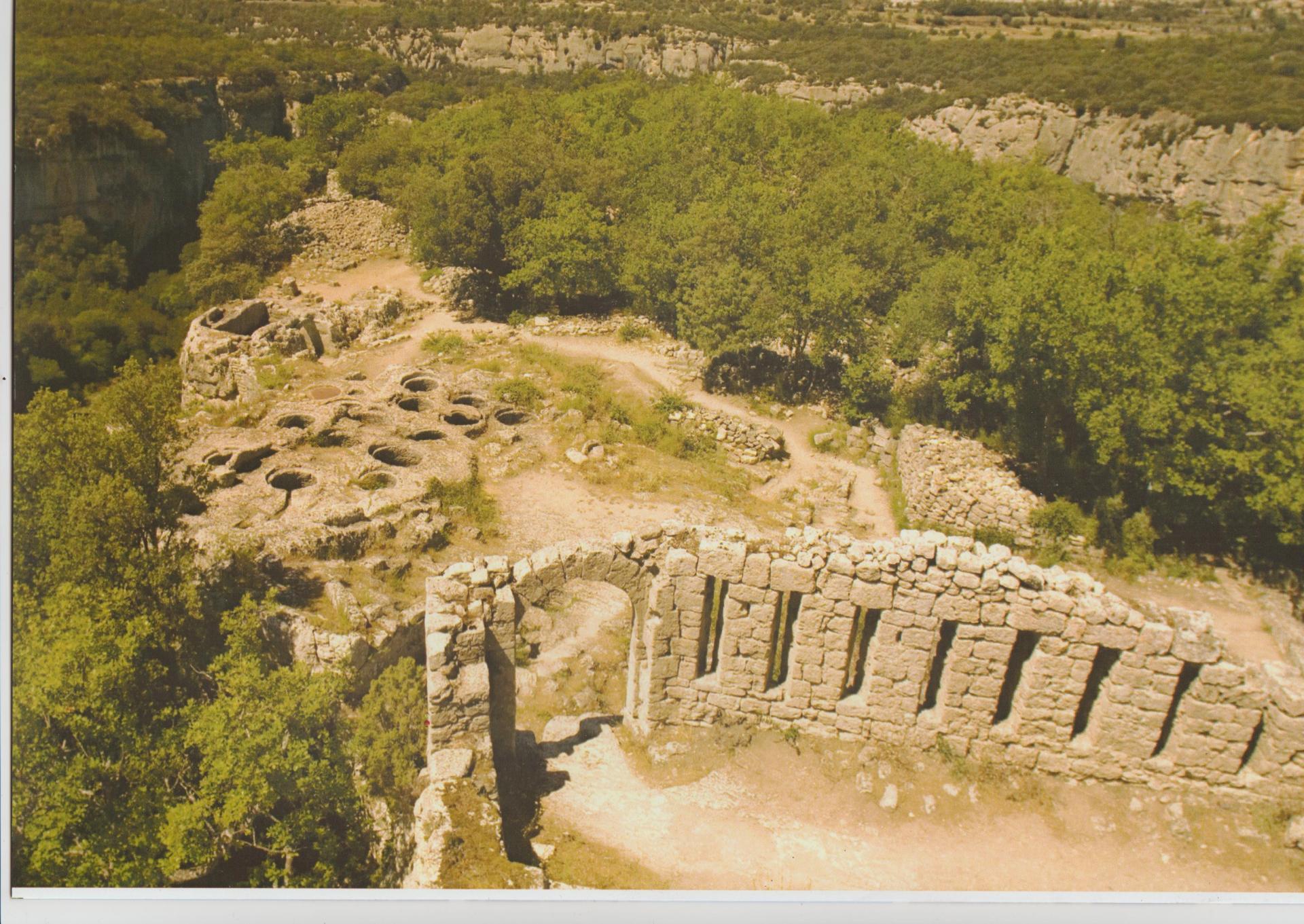 Fort de buoux photo 1 001