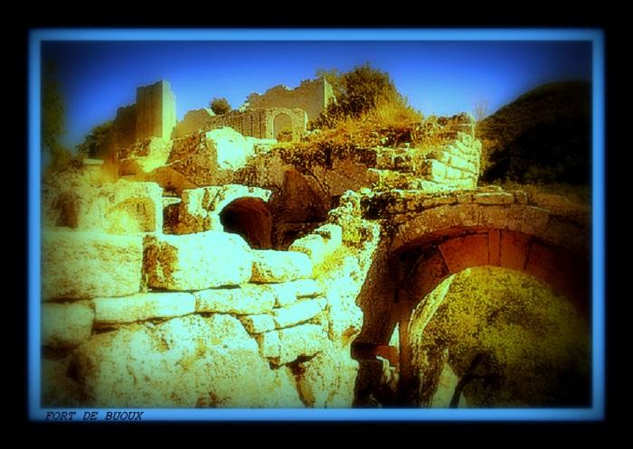 Fort de buoux photo vente 1 def