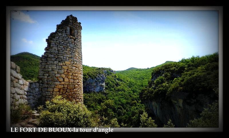 Le fort la tour d angle